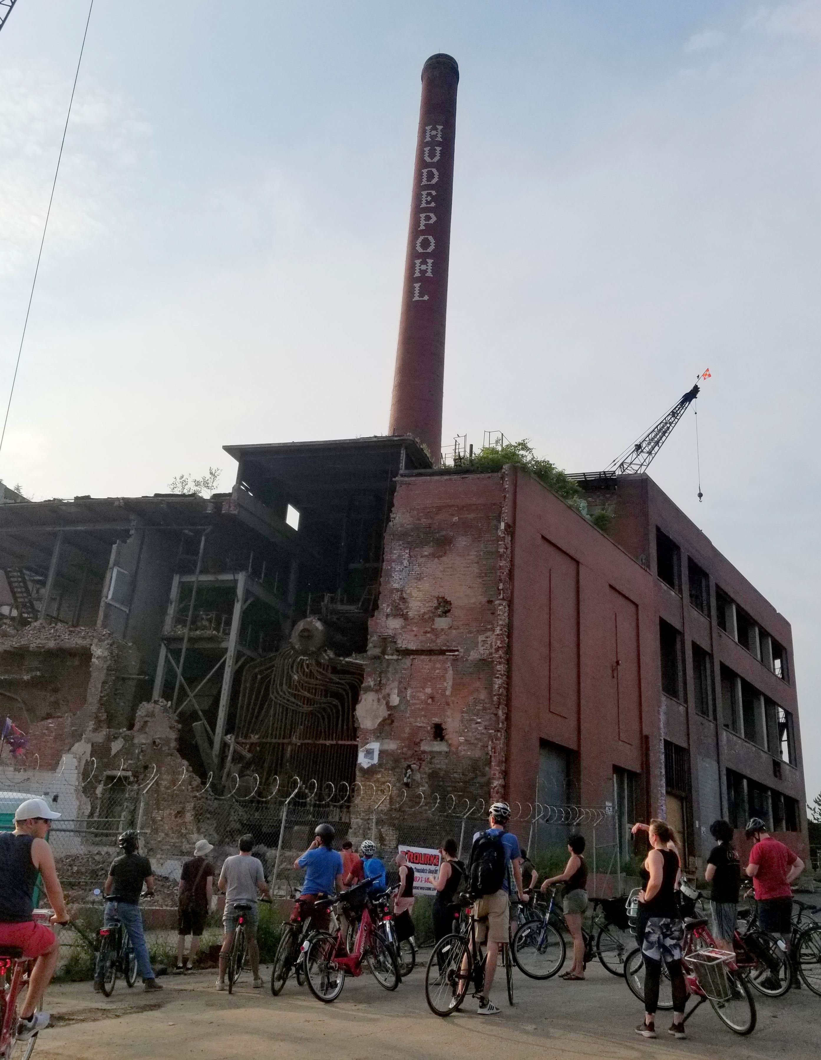Hudepohl historic brewery Cincinnati